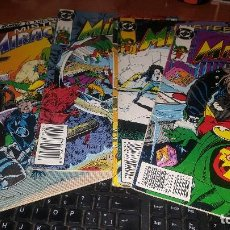Tebeos: MISTER MIRACLE, 2-3-4-5-6-7-8, DC. Lote 162305578