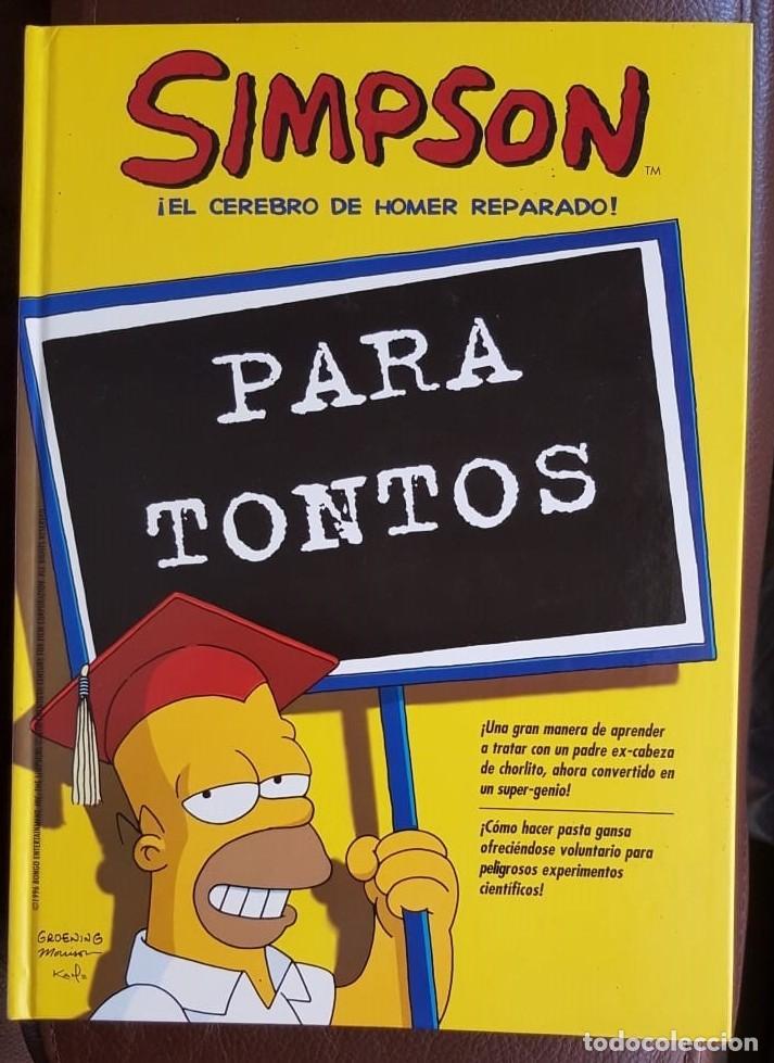 Tebeos: LOTE DE 16 TOMOS DE LOS SIMPSON TAPA DURA, - ESTAN NUEVOS- VER FOTOS - Foto 13 - 162356178