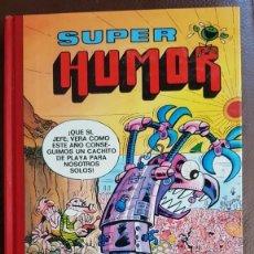 Tebeos: SUPER HUMOR, Nº 7, 1ª EDICIÓN (AGOSTO 1990) EN BUEN ESTADO - VER FOTOS Y DESCRIPCIÓN. Lote 162358554