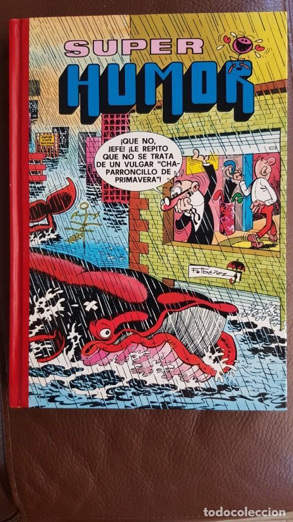 SUPER HUMOR, Nº 9, 1ª EDICIÓN (JULIO 1990) EN BUEN ESTADO -VER FOTOS Y DESCRIPCIÓN (Tebeos y Comics - Tebeos Colecciones y Lotes Avanzados)
