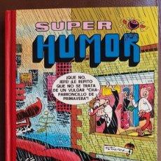 Tebeos: SUPER HUMOR, Nº 9, 1ª EDICIÓN (JULIO 1990) EN BUEN ESTADO -VER FOTOS Y DESCRIPCIÓN. Lote 162360346