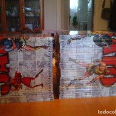 Tebeos: EL JABATO - COLECCION COMPLETA - 53 TOMOS - PERFECTO ESTADO - PLANETA - GORBAUD. Lote 162407622