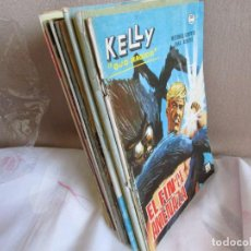 Tebeos - LOTE TEBEOS ANTIGUOS KELLY OESTE - EXTRA COMBATE -PANICO APATCHE - 163546178