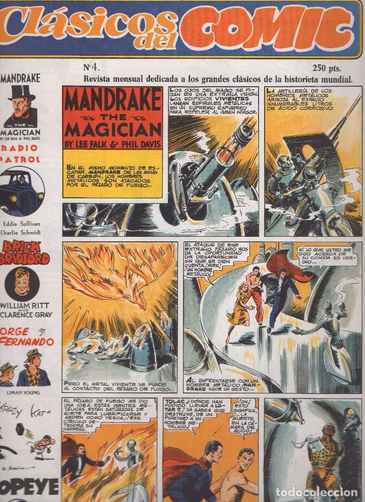 Tebeos: CLASICOS DEL COMIC colección completa de los 13 números publicados por Editorial Complot en 1.988 - Foto 2 - 163927362