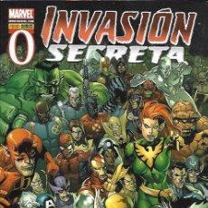 Tebeos: INVASIÓN SECRETA. PANINI 2008. COLECCIÓN COMPLETA (9 EJEMPLARES). Lote 164390644