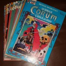 Tebeos: LAS CRÓNICAS DE CORUM - COLECCIÓN COMPLETA DE 16 NºS - TEBEOS, SA.(1988) VER FOTOS Y DESCRIPCIÓN. Lote 164665900