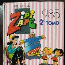 Tebeos: ZIPI ZAPE 1985 2º T0M0 (DEL 617 AL 628) VER DESCRIPCIÓN Y FOTOS. Lote 164735382