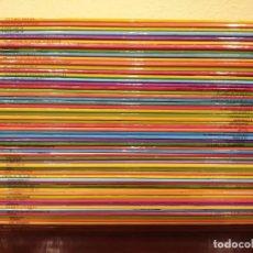 Tebeos: TODOS LOS CUENTOS CLÁSICOS DISNEY -BIBLIOTECA INFANTIL EL MUNDO- COMPLETA, 55 CUENTOS, NUEVA!. Lote 165141738