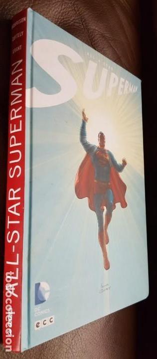 SUPERMAN. ALL STAR, -ECC (2013) - ( 328 PG), PREMIO EISNER, - VER FOTOS Y DESCRIPCIÓN -DESCATALOGADO (Tebeos y Comics - Tebeos Colecciones y Lotes Avanzados)