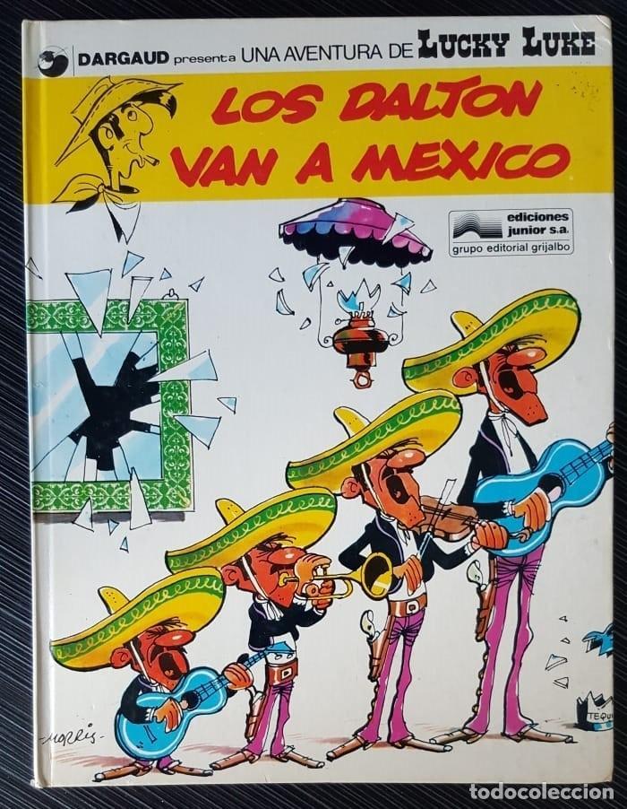 Tebeos: GRAN LOTE LUCKY LUKE 37 NºS DE 1980 A 1989, SEGUIDOS, - VER FOTOS, NºS Y TÍTULOS - Foto 9 - 165311310