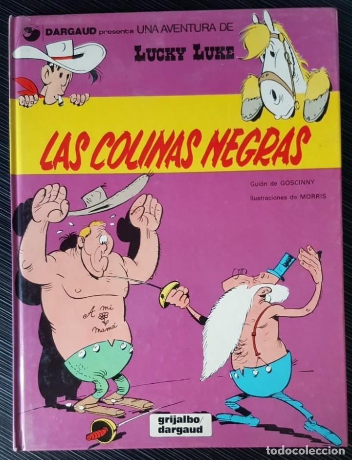 Tebeos: GRAN LOTE LUCKY LUKE 37 NºS DE 1980 A 1989, SEGUIDOS, - VER FOTOS, NºS Y TÍTULOS - Foto 12 - 165311310