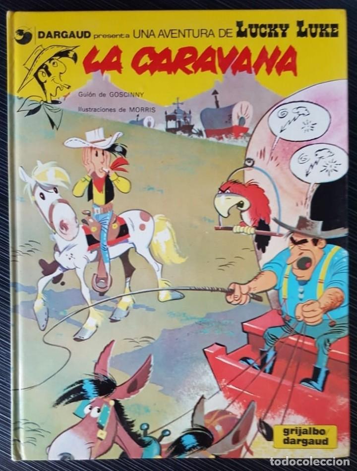 Tebeos: GRAN LOTE LUCKY LUKE 37 NºS DE 1980 A 1989, SEGUIDOS, - VER FOTOS, NºS Y TÍTULOS - Foto 13 - 165311310