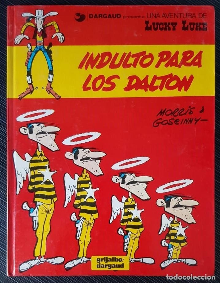 Tebeos: GRAN LOTE LUCKY LUKE 37 NºS DE 1980 A 1989, SEGUIDOS, - VER FOTOS, NºS Y TÍTULOS - Foto 14 - 165311310