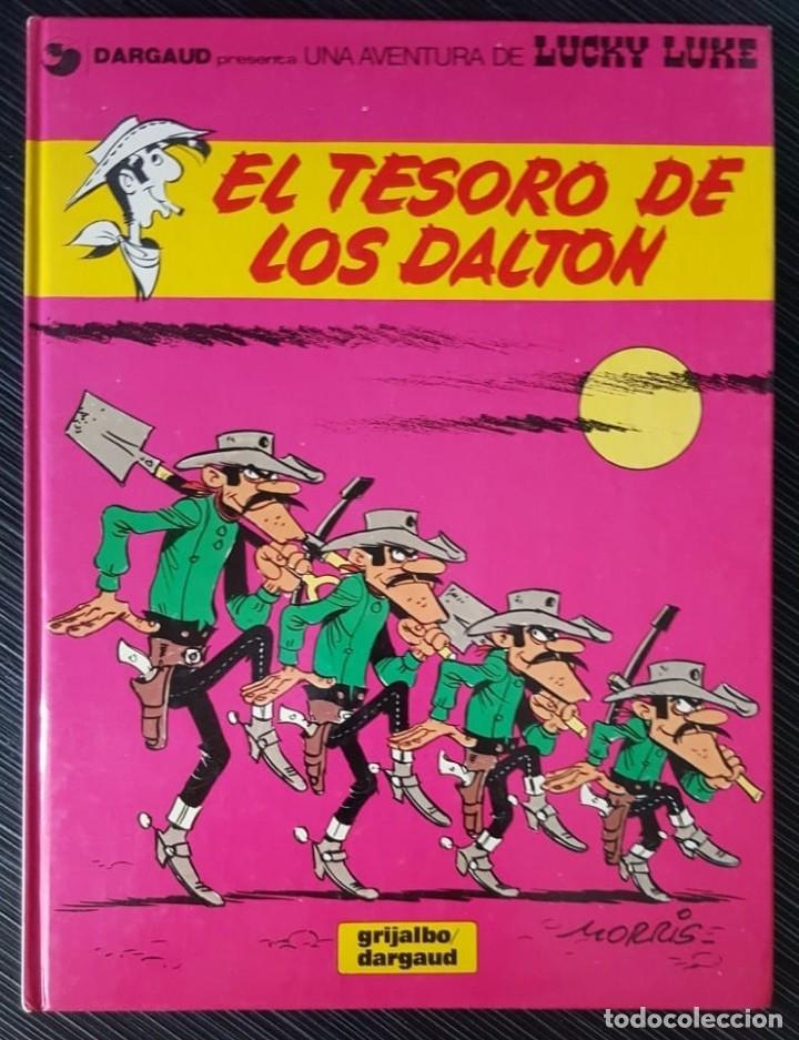 Tebeos: GRAN LOTE LUCKY LUKE 37 NºS DE 1980 A 1989, SEGUIDOS, - VER FOTOS, NºS Y TÍTULOS - Foto 20 - 165311310