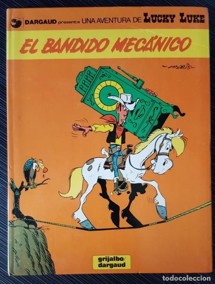 Tebeos: GRAN LOTE LUCKY LUKE 37 NºS DE 1980 A 1989, SEGUIDOS, - VER FOTOS, NºS Y TÍTULOS - Foto 21 - 165311310