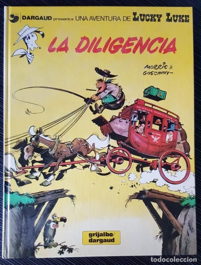 Tebeos: GRAN LOTE LUCKY LUKE 37 NºS DE 1980 A 1989, SEGUIDOS, - VER FOTOS, NºS Y TÍTULOS - Foto 24 - 165311310