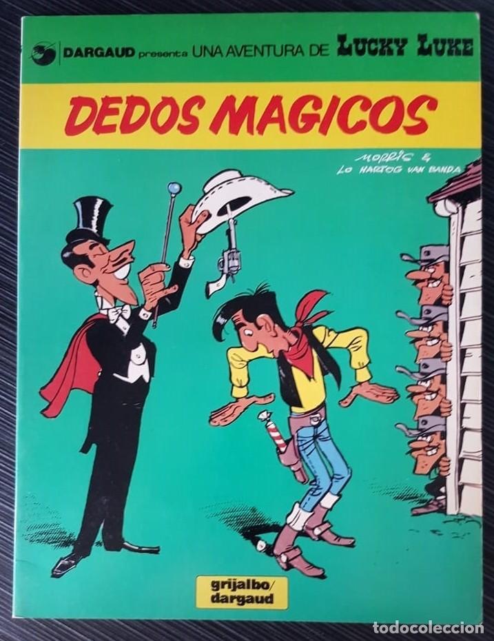Tebeos: GRAN LOTE LUCKY LUKE 37 NºS DE 1980 A 1989, SEGUIDOS, - VER FOTOS, NºS Y TÍTULOS - Foto 26 - 165311310