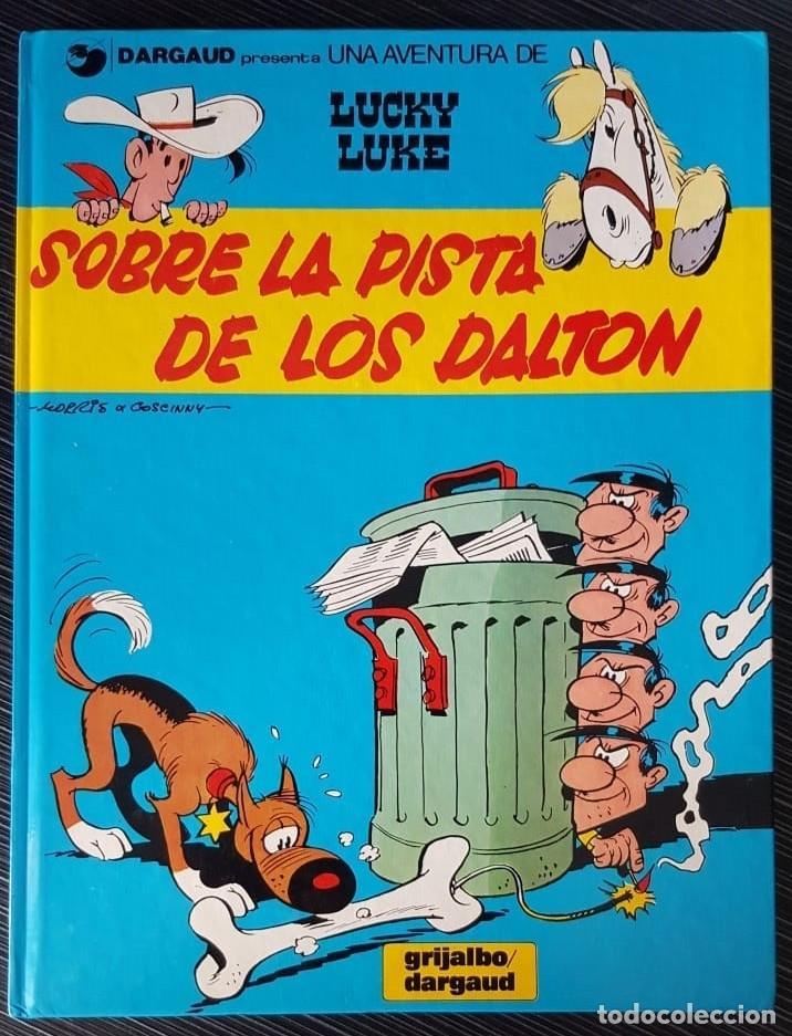 Tebeos: GRAN LOTE LUCKY LUKE 37 NºS DE 1980 A 1989, SEGUIDOS, - VER FOTOS, NºS Y TÍTULOS - Foto 33 - 165311310