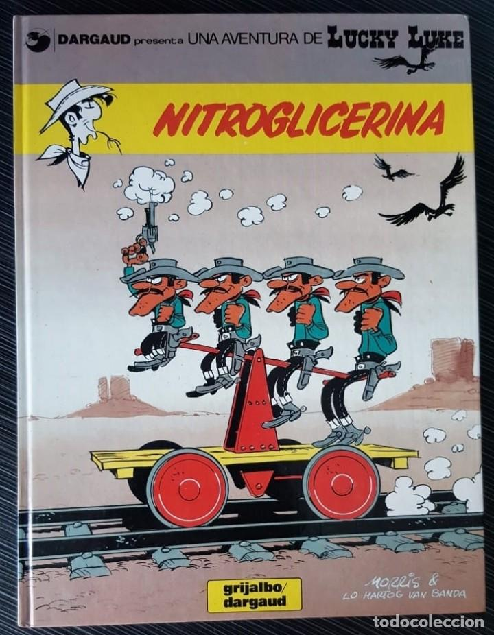 Tebeos: GRAN LOTE LUCKY LUKE 37 NºS DE 1980 A 1989, SEGUIDOS, - VER FOTOS, NºS Y TÍTULOS - Foto 34 - 165311310