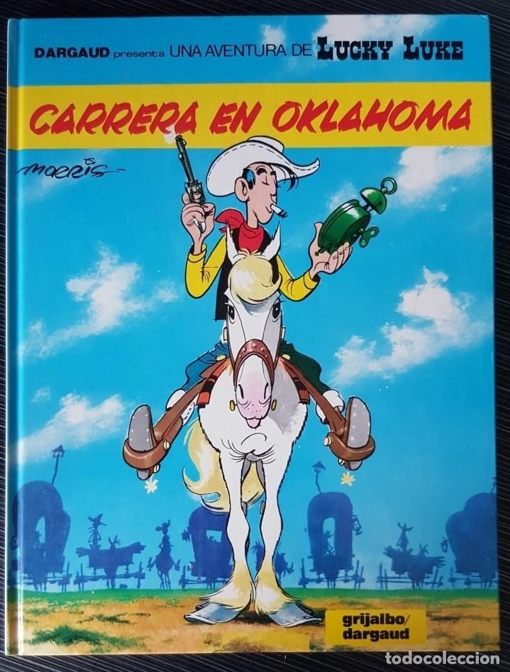 Tebeos: GRAN LOTE LUCKY LUKE 37 NºS DE 1980 A 1989, SEGUIDOS, - VER FOTOS, NºS Y TÍTULOS - Foto 38 - 165311310