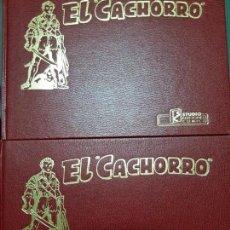 Tebeos: EL CACHORRO COLECCION COMPLETA 12 TOMOS PERFECTO ESTADO 213 NUMEROS STUDIO EDICIONES. Lote 165414826