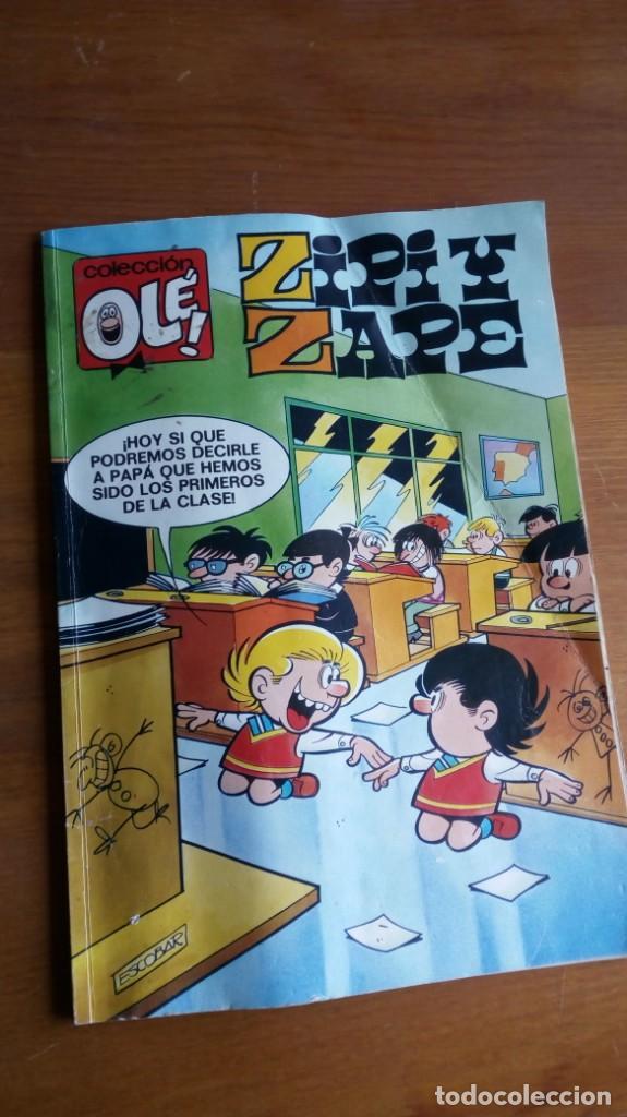 ZIPIE Y ZAPE / COLECCIÓN OLE (Tebeos y Comics - Tebeos Colecciones y Lotes Avanzados)