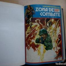 Tebeos: ZONA DE COMBATE TOMO CÓN ONCE NÚMEROS - TORAY - VER NÚMERACION Y PORTADAS. Lote 165806554