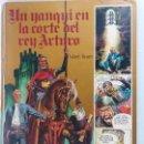 Tebeos: UN YANQUI EN LA CORTE DEL REY ARTURO-CARTONE. Lote 165826602