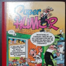 Tebeos: SUPER HUMOR MORTADELO Nº 7 (1993) (BUENO) VER FOTOS. Lote 165839286