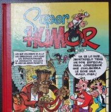 Tebeos: SUPER HUMOR MORTADELO Nº 8 (1998) (BUENO) VER FOTOS. Lote 165839370