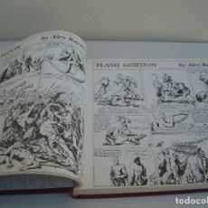 Tebeos: RECOPILATORIO DE FLASH GORDON DE EDICIONES B.O DESDE EL 7-1-34 AL 13-3-44. Lote 166033598