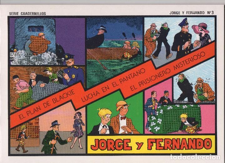 Tebeos: JORGE Y FERNANDO por Lyman Young - Foto 3 - 166258182