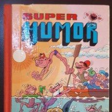 Tebeos: SUPER HUMOR VOLUMEN I (1 EN ROMANO) 1ª EDICIÓN DE 1975 - BRUGUERA - VER FOTOS Y DESCRIPCIÓN. Lote 166346738