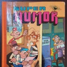 Tebeos: SUPER HUMOR VOLUMEN IV (4 ROMANO) 1ª EDICIÓN DE 1975 (DIFICIL) - BRUGUERA - VER FOTOS Y DESCRIPCIÓN. Lote 166347702