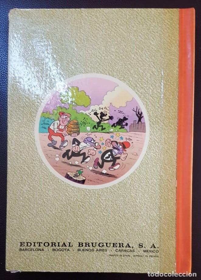Tebeos: SUPER HUMOR VOLUMEN IV (4 ROMANO) 1ª EDICIÓN DE 1975 (DIFICIL) - BRUGUERA - VER FOTOS Y DESCRIPCIÓN - Foto 3 - 166347702