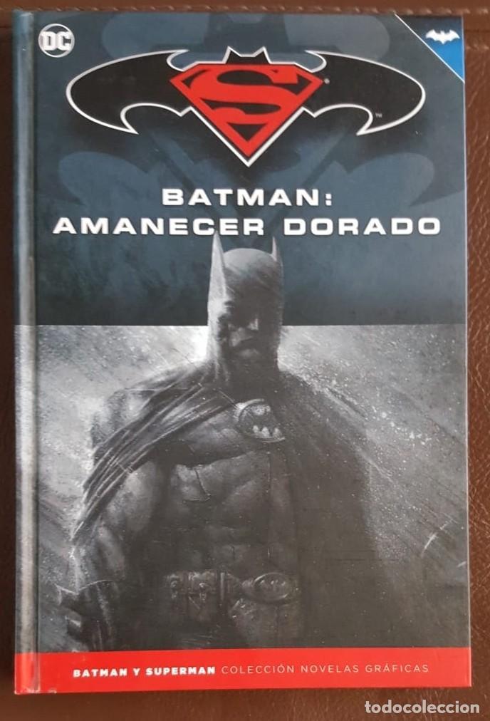 BATMAN SUPERMAN - AMANECER DORADO, ECC - VER DESCRIPCIÓN (Tebeos y Comics - Tebeos Colecciones y Lotes Avanzados)