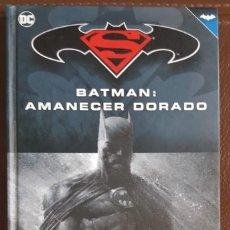 Tebeos: BATMAN SUPERMAN: AMANECER DORADO (TOMO 20) - ECC / SALVAT - VER DESCRIPCIÓN. Lote 166613422