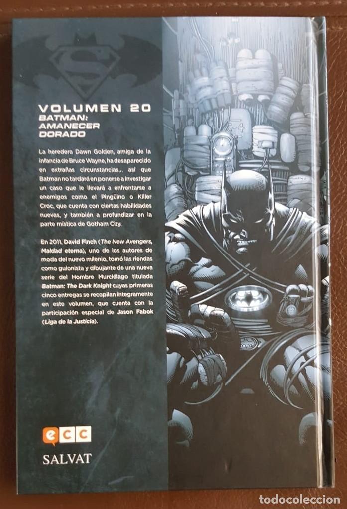 Tebeos: BATMAN SUPERMAN - AMANECER DORADO, ECC - ver descripción - Foto 2 - 166613422