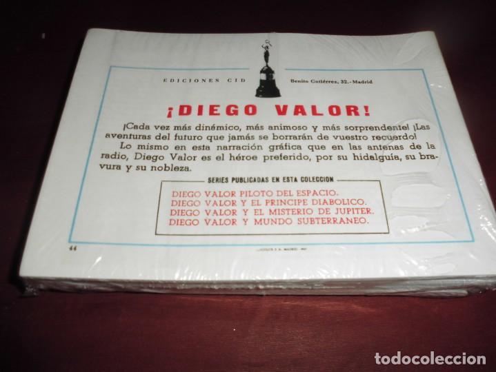 Tebeos: magnifica coleccion completa diego valor 44 numeros,reedicion - Foto 6 - 167851690