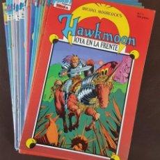 Tebeos: HAWKMOON COLECCIÓN DE 16 NºS, A FALTA DEL Nº 12, TEBEOS SA,(1988) - VER FOTOS Y DESCRIPCIÓN. Lote 164664597