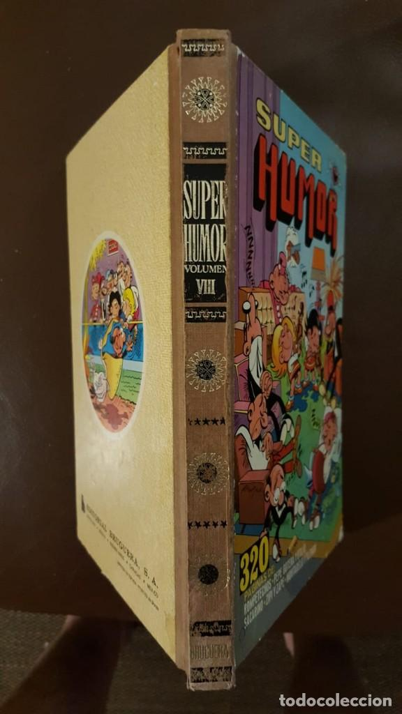 Tebeos: SUPER HUMOR VIII (8) 3ª EDICIÓN (1981) BRUGUERA, VER FOTOS Y DESCRIPCIÓN - Foto 2 - 167992192