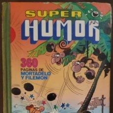 Tebeos: SUPER HUMOR XI (11) 2ª EDICIÓN (1979) BRUGUERA, VER FOTOS Y DESCRIPCIÓN. Lote 167992728