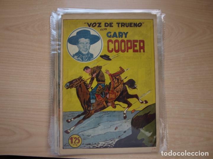 Tebeos: GARY COOPER - COLECCION COMPLETA - 14 NÚMEROS - EDICIONES JOVI - Foto 11 - 168297192
