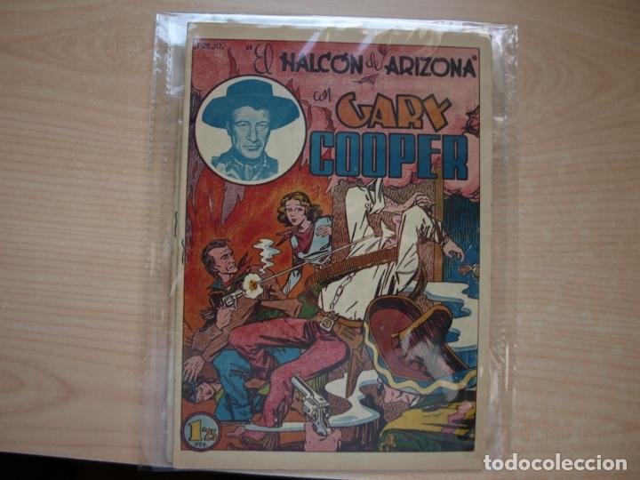 Tebeos: GARY COOPER - COLECCION COMPLETA - 14 NÚMEROS - EDICIONES JOVI - Foto 14 - 168297192