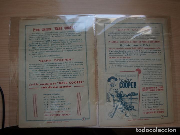 Tebeos: GARY COOPER - COLECCION COMPLETA - 14 NÚMEROS - EDICIONES JOVI - Foto 19 - 168297192