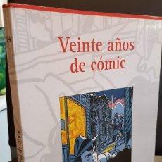 Tebeos: VEINTE AÑOS DE CÓMIC (1996) UNA VERDADERA JOYA CON 17 HISTORIETAS- VER DESCRIPCIÓN Y FOTOS. Lote 168342148