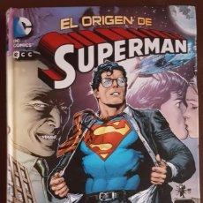 Tebeos: EL ORIGEN DE SUPERMAN DE GEOFF JOHNS Y GARY FRANK, ECC (2013) VER DESCRIPCIÓN. Lote 186044211