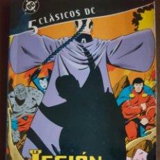 Tebeos: LA LEGIÓN DE SUPERHÉROES - CLÁSICOS DC Nº 5, PLANETA DEAGOSTINI (2013). Lote 168374992