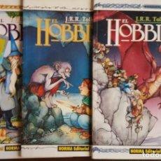 Tebeos: EL HOBBIT (1991) DE CHUCK DIXON Y DAVID WENZEL - 3 COMICS-TOMOS DE 48 PAGINAS EN RUSTICA. Lote 168432376