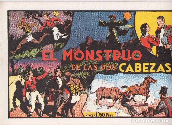 Tebeos: MERLIN publicado por Hispano Americana de Ediciones a partir de 1.942 - Foto 7 - 168433668